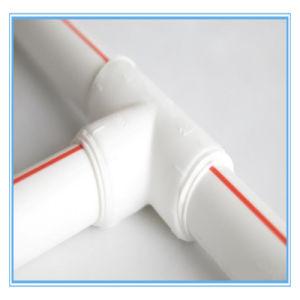 As conexões de tubulação do tubo Cruz Cruz