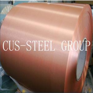 Prepainted lámina de aluminio/Color de la bobina de aluminio recubierto con PE&PVDF