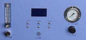 Inicio rápido concentrador de oxígeno bajo consumo de energía