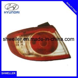 Lâmpada traseira automática para a Hyundai Santa Fe 2009 Lâmpada da Sinaleira Traseira