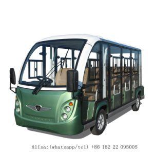 Elevadores eléctricos de 11 lugares Autocarro de luxo com marcação CE
