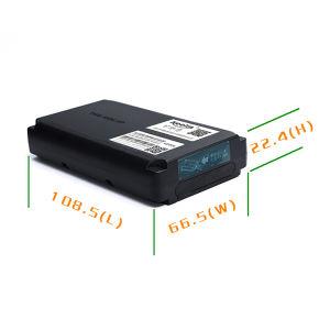 Режим ожидания 1 месяца фунта скрытые GPS Tracker для управления парком Gpt26