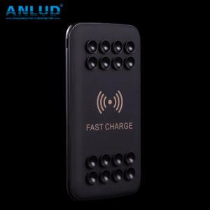 Wallet cas chargeur mobile portable sans fil et d'alimentation batterie de la banque