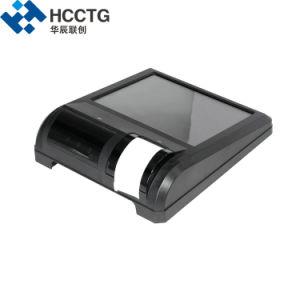 1개의 기계 접촉 스크린 전시 인쇄 기계 POS Hks10 Cw에서 58mm 전부