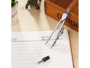 Il disegno speciale dell'illustrazione delle bussole del metallo con Piombo-LED i vestiti di per la matematica dell'illustrazione DIY può essere personalizzato