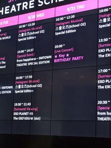 Écran LED HD Mini pour la publicité