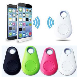 Smart Finder Localizador anti sem fio Bluetooth perdida do sensor do alarme Spy Rastreador GPS