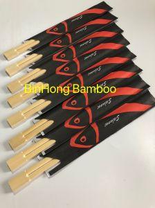 Beste Qualität der halben in Papier eingewickelten Bambuseßstäbchen