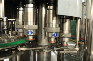 De elektrische Automatische Vloeibare Bottelmachine van de Vuller van het Drinkwater van de Fles van het Huisdier Minerale Zuivere