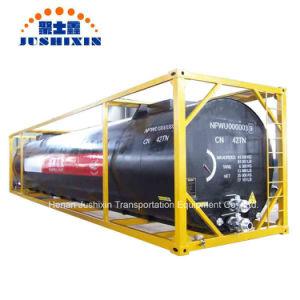 習慣40FTの32000LタンカーISOの瀝青タンク容器
