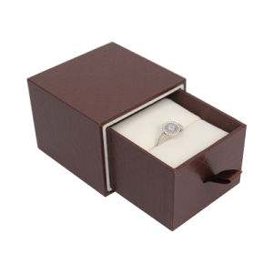 [بروون] بلاستيكيّة حلقة صندوق حلقة يعبّئ صندوق [جولري بوإكس]