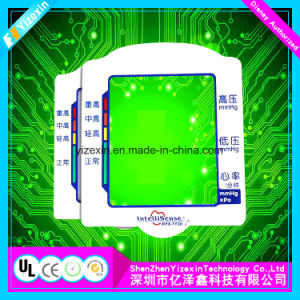 적당 운영하는 기계를 위한 새로운 주문을 받아서 만드는 접촉 스크린 렌즈