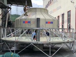 プラスチック企業のための225ton小さい円形の冷却塔