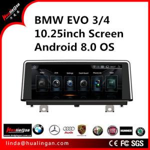 10.25 BMW EVO 3/4 Android Market 8.0 Antirreflexo estéreo para automóvel de navegação