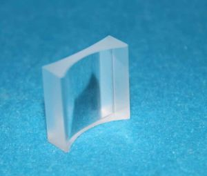 Optisches doppeltes konkaves zylinderförmiges Objektiv Sf11