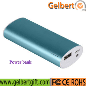 Venta caliente portátil USB externo del Banco de potencia con RoHS
