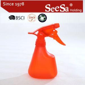 spruzzatore di plastica di innesco di pressione di mano della bottiglia dello spruzzatore dell'animale domestico 330ml (SX-2015-1)
