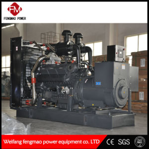 Automatico Auto-Avviare il gruppo elettrogeno diesel silenzioso 600kw