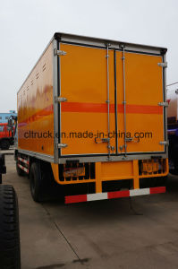工場直接供給のFawの大きい耐圧防爆トラック