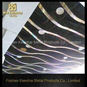 Panneau composite aluminium suspendu au plafond en métal (KH-MC-M3)