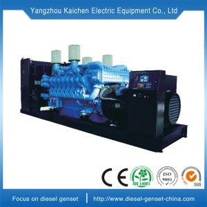 De Draagbare Diesel 1250kVA Mtu Generator van uitstekende kwaliteit voor Verkoop