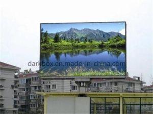 スクリーンを広告するための屋外P8フルカラーのLED表示
