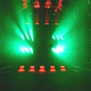 Cabezal movible LED Barra haz de luz Pixel 7X15W RGBW 4en1