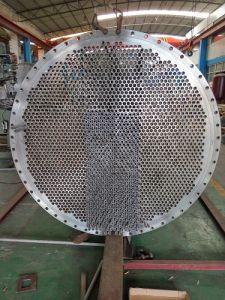 パイプライン伝達企業のためのシェルそして管の熱交換器
