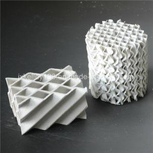 Imballaggio strutturato di ceramica della torretta