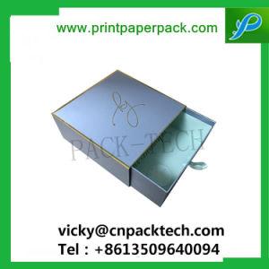 장식용 향수 패킹 선물 서랍 상자를 포장하는 주문 광택지 뚜껑 및 쟁반 상자 의복 t-셔츠 Sunglass 및 모발 제품