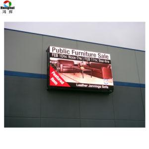 Hot Sale P6/P10 LED écran LED de plein air de panneaux