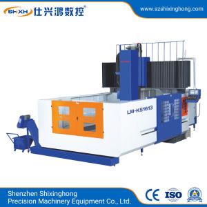 Lm-Ks1613 de alta velocidad CNC Máquina Pórtico de las piezas de metal, acero inoxidable, productos de 3c, el molde, autopartes, Telecom, el procesamiento de hardware del dispositivo