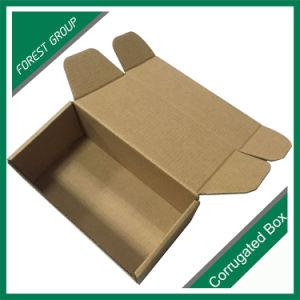 Cadre de papier ondulé d'e cannelure bon marché avec la livraison rapide