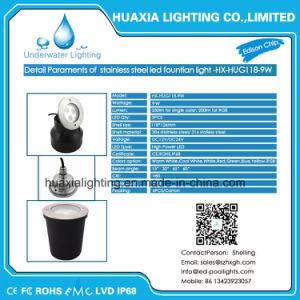 9 Вт светодиод бассейн подводного освещения светильники акцентного освещения