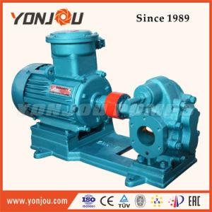 Le transfert de pompe à engrenages rotatif horizontal de lubrification
