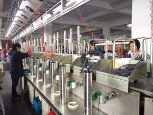 Unité de rotor en laiton à haute pression pompe submersible centrifuge