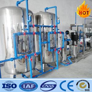 El equipo de tratamiento de aguas residuales