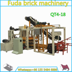 Habiterra Máquina de bloco de concreto automática