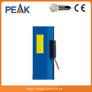 Sollevatore per autovetture 2 di potenza idraulica con certificazione Ce