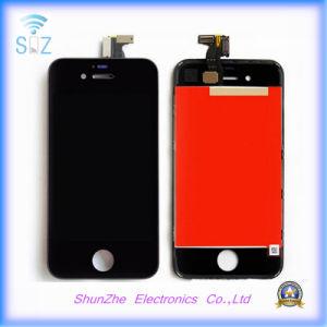 Teléfono celular 4s i4 Pantalla LCD táctil para el iPhone 4S 4G el conjunto de la pantalla LCD