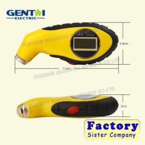 LCD digital precisa de los Neumáticos Los neumáticos de coche Manómetro (851203)
