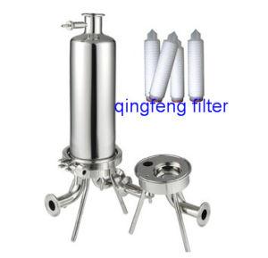 Pp custodia di filtro della cartuccia dell'acqua dai 5 micron