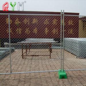 Оцинкованный барьер Управления временной строительству ограждения временные ограждения для продажи
