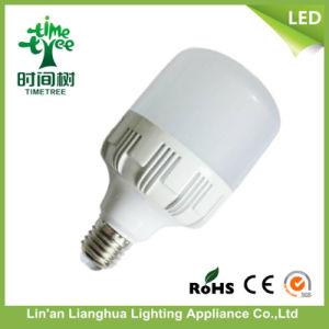 Venda a quente em forma de T LED 15W 20W 30W 40W 45W lâmpada LED