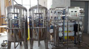 Grande capienza delle acque di rubinetto ISO9001 che beve l'acqua del RO che fa macchina