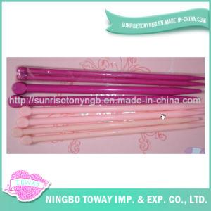 Os ganchos de croché também disponível em Bambu Circular agulha para tricô