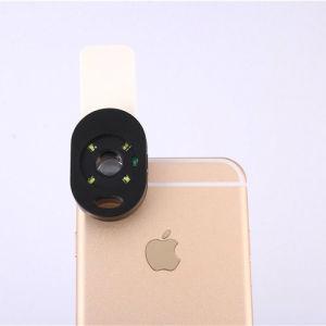 Objektiv des Mikroskop-120X mit UVlicht-Beobachtungs-Zwecken