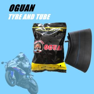 8pulgadas barato motocicleta nueva OEM/ el tubo de goma butilo Natural (4.00-8)