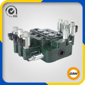 Válvula direccional electrohidráulica a prueba de explosiones del control de flujo