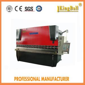 CNC 관제사를 가진 CNC 구부리는 기계 Wc67y-250/3200